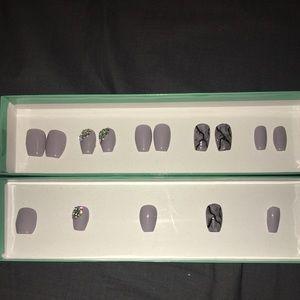 15 pc custom press on nails